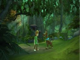 Speel met Shaggy en zijn trouwe viervoeter Scooby-Doo.