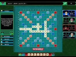 Scrabble Interactive: Screenshot