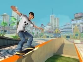 Skate door deze kleurrijke stad!