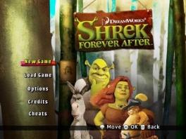 Shrek, Fiona, Ezel en Gelaarsde Kat: allemaal zijn ze aanwezig en speelbaar!
