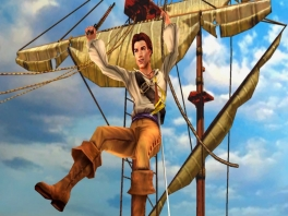 Maak een glanzende carrière als onverschrokken piraat