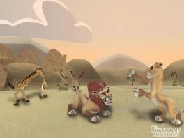 Maak kennis met de mooie dieren uit de savanne!