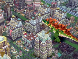 Deze game is niet zo realistisch als andere versies van <a href = https://www.mariowii.nl/wii_spel_info.php?Nintendo=SimCity_Creator>SimCity</a>...