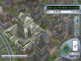 Plaats de gebouwen op jouw manier.