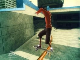 Speel als verschillende skatehelden in fel gekleurde sweaters!