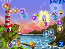 In deze game is het doel om zoveel mogelijk <a href = https://www.mariowii.nl/wii_spel_info.php?Nintendo=Sneezies>sneezies</a> (pluizenbollen) uit hun bubbels te bevrijden!