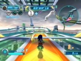 Je kunt met je Wii Remote of met je Gamecube controller spelen.