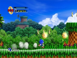 De graphics in dit spel zijn ZO veel beter geworden sinds de Genesis dagen!
