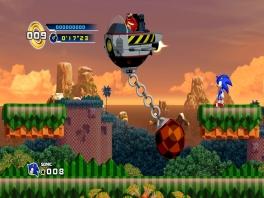 Natuurlijk komt Eggman weer terug in dit spel om wraak te nemen tegen Sonic.