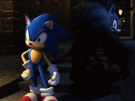 """In dit deel kan je als Sonic in zijn normale vorm en als """"werehog"""" spelen."""