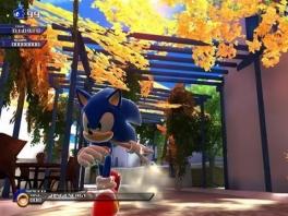 Als Sonic is het de bedoeling zo snel mogelijk naar het eind van het level te komen.