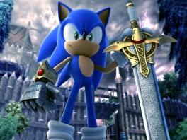 Zijn zwaard, genaamd Calibur, is ook zijn eigen mentor.