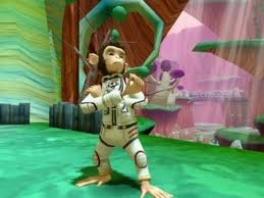 """""""Mmm... wat voor apenstreken zal ik vandaag eens uithalen?"""""""