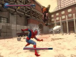 Hee, dat is de Juggernaut! Hoort die niet in de wereld van de <a href = https://www.mariocube.nl/GameCube_Spelinfo.php?Nintendo=X_Men_the_Official_Game target = _blank>X-Men</a> thuis?