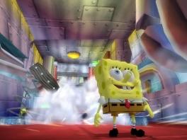 SpongeBob laat de boel niet altijd heel achter zich!