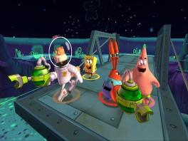 Speel met 3 vrienden samen en kies je favoriete personages.