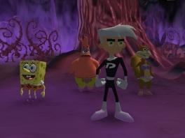 Je kan zowel als SpongeBob en zijn vrienden als andere cartoonpersonages spelen.