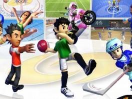 In dit tweede deel kun je ijshockeyen, trefballen en zelfs darten!