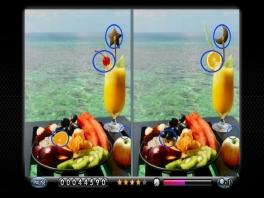 Ik weet het al: Die linkershake is ananas, maar die rechter- is stiekem banaan!
