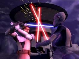 Obi-Wan in de problemen: papier verliest van schaar...