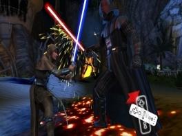 Dueleer met Jedi's met je Wii Mote
