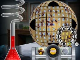 Sudoku Ball Detective: Screenshot