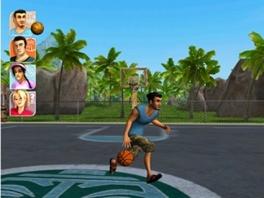 Dit soort sportieve types spelen de hoofdrol in de game.