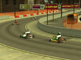 Super Karts: Screenshot