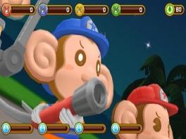 Speel de meest uiteenlopende minigames, brandjes blussen zoals hier bijvoorbeeld!