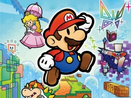Super Paper Mario Wii All In 1
