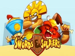 Speel als cartoonversies van verschillende mythologische figuren!