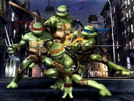 De speelbare characters zijn: Leonardo, Raphael, Donatello en Michelangelo.