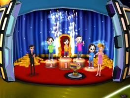 En dan eindigt het natuurlijk met de prijsuitreiking voor de TV Show King!