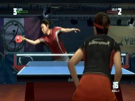Een zeer verfijnde en diepgaande tennisgame, van de makers van GTA en Red Dead Redemption!