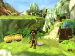 Deze game is een 3D-platformer, zoals je die tegenwoordig niet vaak meer ziet!
