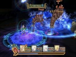 Met geweldiguitziende spells en artes zul je met stijl de monsters verslaan!