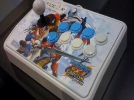 De beste Fighting-game op de Wii heeft nu ook zijn eigen Arcade Stick.