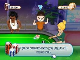 Gebruik je eigen Mii-personage of kies een personage uit het spel.
