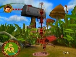 Als je zo klein als een mier bent, wordt ieder object vanzelf een gigantisch obstakel