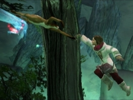 De film The Golden Compass doet erg denken aan de Narnia-reeks: hetzelfde geldt voor de game.