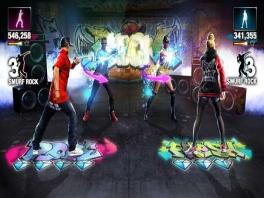 The Hip Hop Dance Experience plaatjes