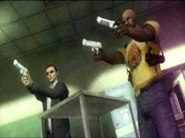 Agent G en Isaac Washington weten niet wat hun te wachten staat.