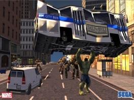 Parkeerwachter Hulk neemt zijn werk serieus...