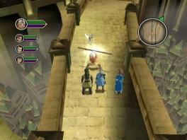 Speel The Last Airbender met Aang, Sokka, Katara of Haru.