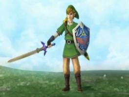 Net als in de vorige delen, speel je als Link.