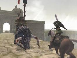 Link brengt een bezoekje aan King Bulblin en Lord Bullbo op de Bridge of Eldin.