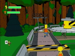 Al met al blijft het met ieder personage dezelfde saaie platform-game.