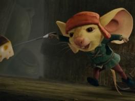 Speel als het meest heldhaftige knaagdier op de planeet, Despereaux!