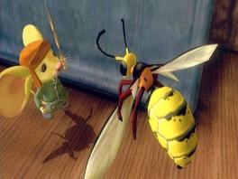 """""""Oh nee, een wilde Beedrill!"""""""