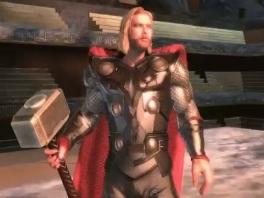 Speel als Thor, de Noorse god van de donder!